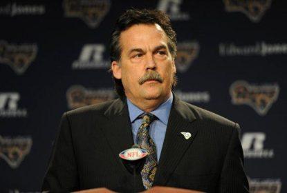 """""""Acabei de ser demitido"""": série mostra reações após Rams cortarem Jeff Fisher - The Playoffs"""