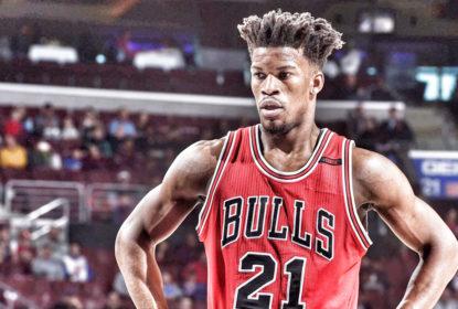 Treinador pessoal de Jimmy Butler chama dirigente dos Bulls de mentiroso após troca - The Playoffs