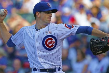 Chicago Cubs coloca Kyle Hendricks na 10-day Disabled List - The Playoffs
