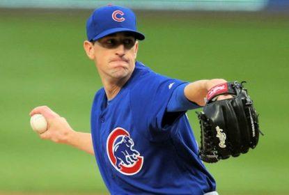 Kyle Hendricks será titular dos Cubs no primeiro jogo da temporada - The Playoffs