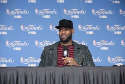 Para LeBron James, começo irregular não é problema nos Cavaliers - The Playoffs