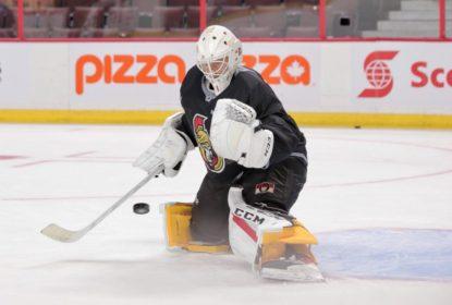 Mike Condon renova contrato com o Ottawa Senators - The Playoffs
