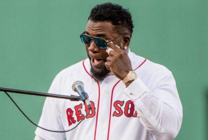 Red Sox batem Angels após homenagem a David Ortiz - The Playoffs