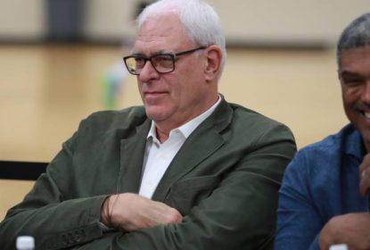 Phil Jackson não é mais presidente de Operações de Basquete do New York Knicks - The Playoffs