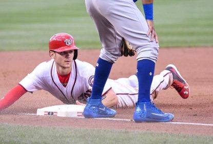 Trea Turner rouba 4 bases e ajuda Nationals a bater Cubs - The Playoffs