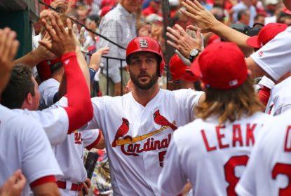 Wainwright está incerto de seu futuro com o St. Louis Cardinals - The Playoffs