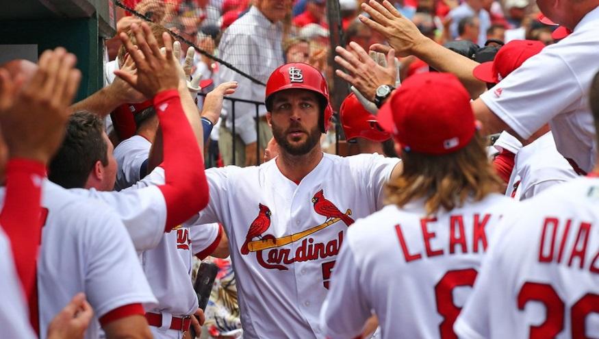 Adam Wainwright dá show e Cardinals vencem Dodgers