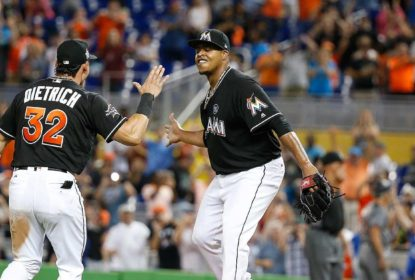 Com no-hitter de Edinson Volquez, Marlins vencem Diamondbacks - The Playoffs