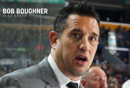 Bob Boughner é o novo técnico do Florida Panthers - The Playoffs