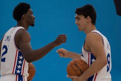 Com Saric e Brogdon unânimes, NBA divulga seleção dos calouros da temporada - The Playoffs
