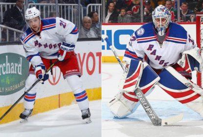 Coyotes adquirem Derek Stephan e Antii Raanta em troca com Rangers - The Playoffs