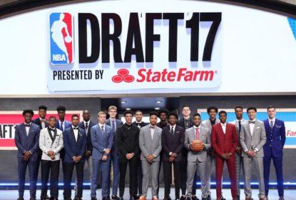 Quem foi bem e quem foi mal no Draft da NBA de 2017? - The Playoffs
