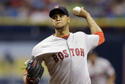 Eovaldi substitui Rodriguez como titular dos Red Sox no Opening Day - The Playoffs