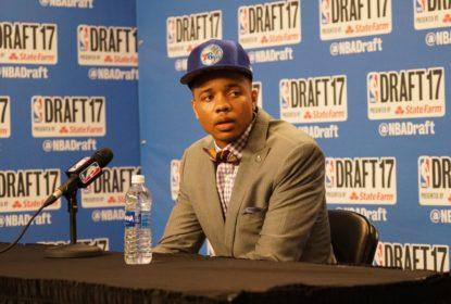 76ers selecionam Markelle Fultz como escolha 1; confira lista completa do Draft da NBA de 2017 - The Playoffs