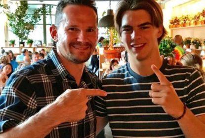 Patrik Elias leva Nico Hischier para jantar e falar sobre os Devils - The Playoffs