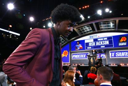 Josh Jackson dá recado a times que não o escolheram: 'Vão se arrepender' - The Playoffs
