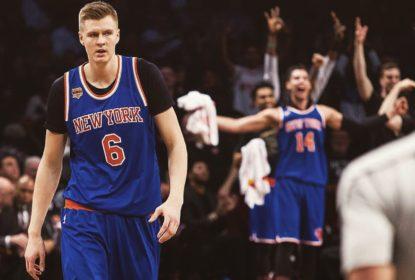 New York Knicks decide não oferecer extensão contratual para Kristaps Porzingis - The Playoffs