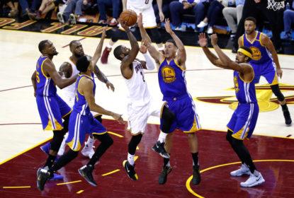 [ANÁLISE] Melhora no jogo dos Cavaliers põe equilíbrio nas finais da NBA - The Playoffs