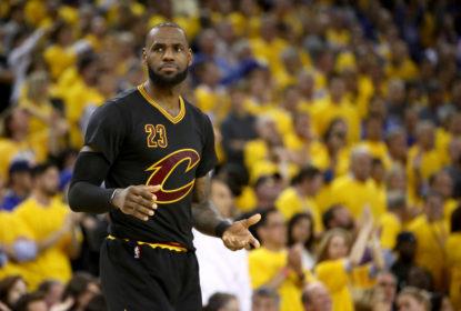 """LeBron James diz nunca ter jogado em """"super times"""" em sua carreira - The Playoffs"""