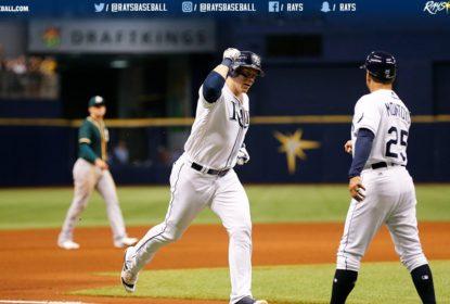 Com 5 home runs, Tampa Bay Rays atropela Oakland Athletics em casa - The Playoffs