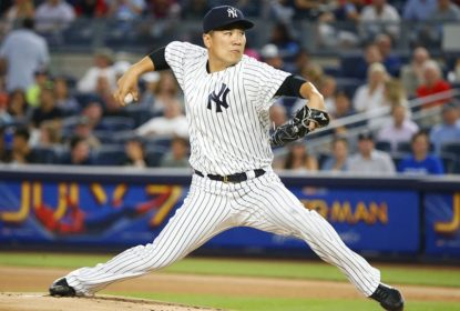 Com grande atuação de Tanaka, Yankees derrotam Rays - The Playoffs