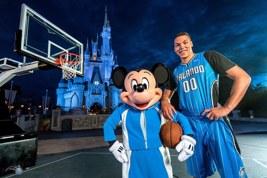 Orlando Magic e Disney firmam acordo de patrocínio