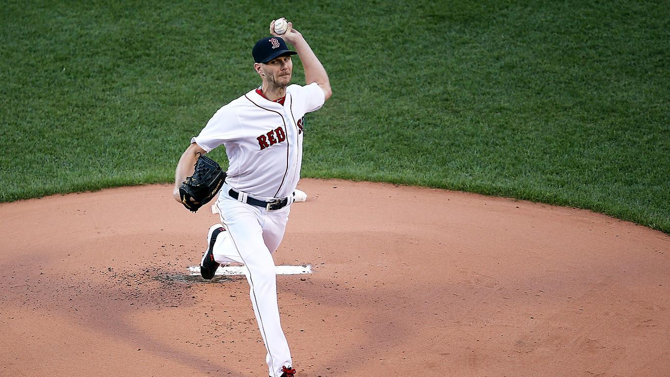 Red Sox vencem Twins e Sale alcança 10ª vitória