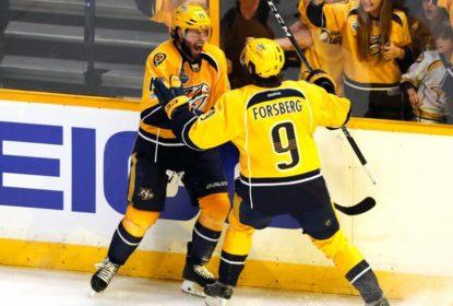 De virada, Predators vencem Penguins por 5 a 1 - The Playoffs
