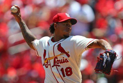 Cardinals derrotam Phillies em jogo completo de Carlos Martinez - The Playoffs
