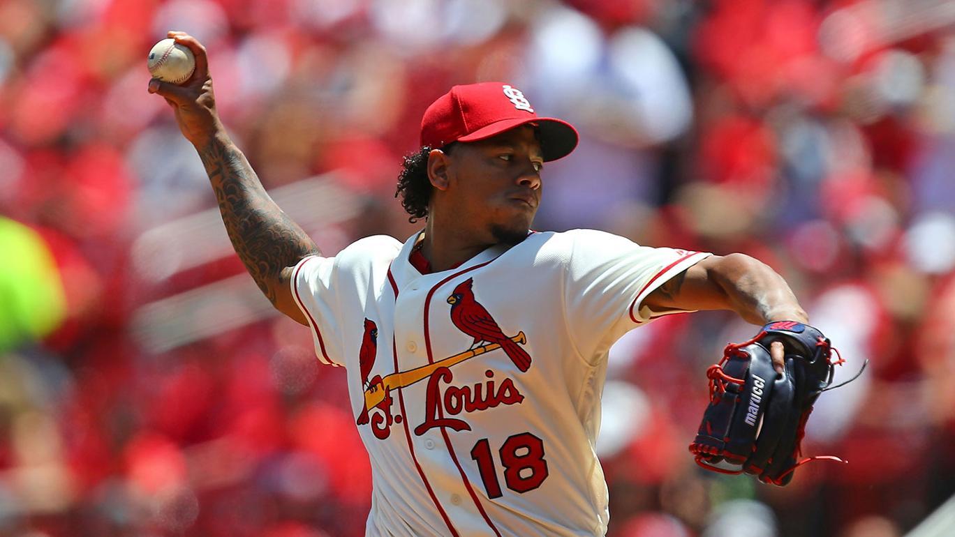 Cardinals derrotam Phillies em jogo completo de Carlos Martinez