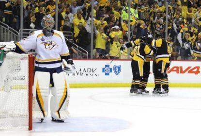 Sem muita dificuldade, Penguins goleiam Predators e ficam perto de título - The Playoffs
