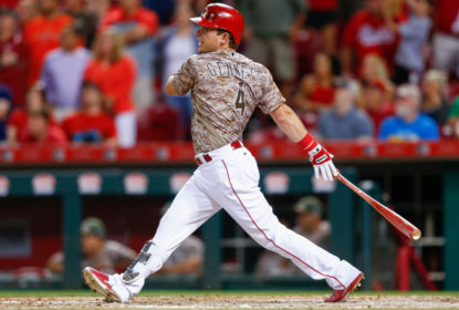 Scooter Gennett desfalca Reds de 8 a 12 semanas - The Playoffs