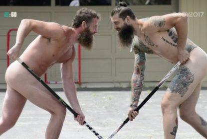 Brent Burns e Joe Thornton estarão na revista 'ESPN Body Issue' - The Playoffs
