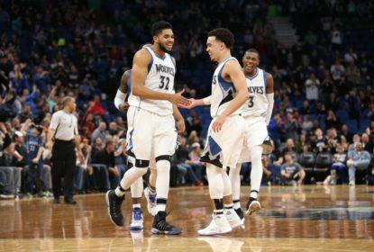 Timberwolves fecham acordo de patrocínio no uniforme da próxima temporada - The Playoffs
