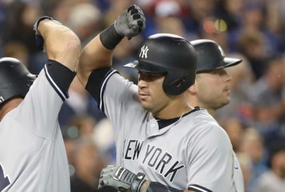 Com dois home runs de Gary Sanchez, Yankees atropelam Blue Jays - The Playoffs