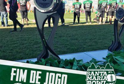 Santa Maria Soldiers se consagra tetracampeão Gaúcho de FA - The Playoffs