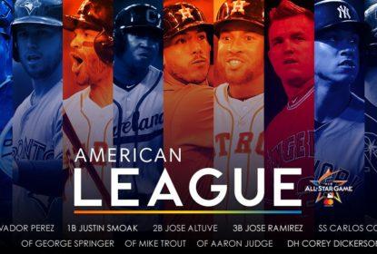 MLB divulga a lista de participantes do All-Star Game de 2017 - The Playoffs