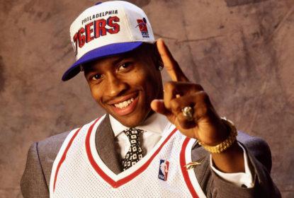 Allen Iverson garante que o Philadelphia 76ers estará nos playoffs da próxima temporada - The Playoffs