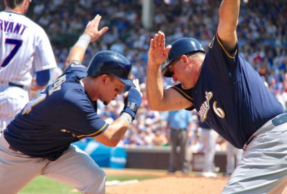Milwaukee Brewers amplia liderança ao vencer Chicaco Cubs por 11 a 3 - The Playoffs