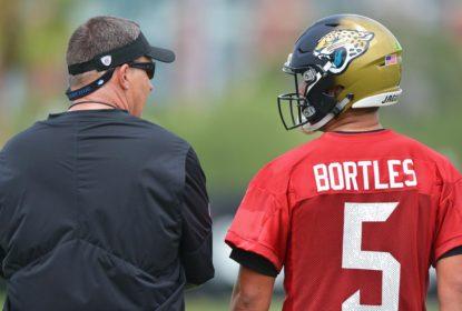 Blake Bortles será reserva dos Jaguars na semana 13 diante dos Colts - The Playoffs
