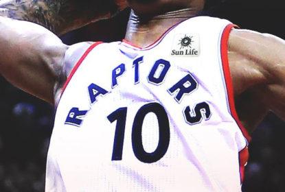 Toronto Raptors fecha acordo de patrocínio em uniforme para temporada 2017/2018 - The Playoffs