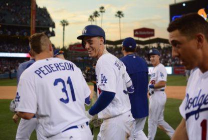 Bellinger brilha e Dodgers batem Royals por 5 a 4 - The Playoffs