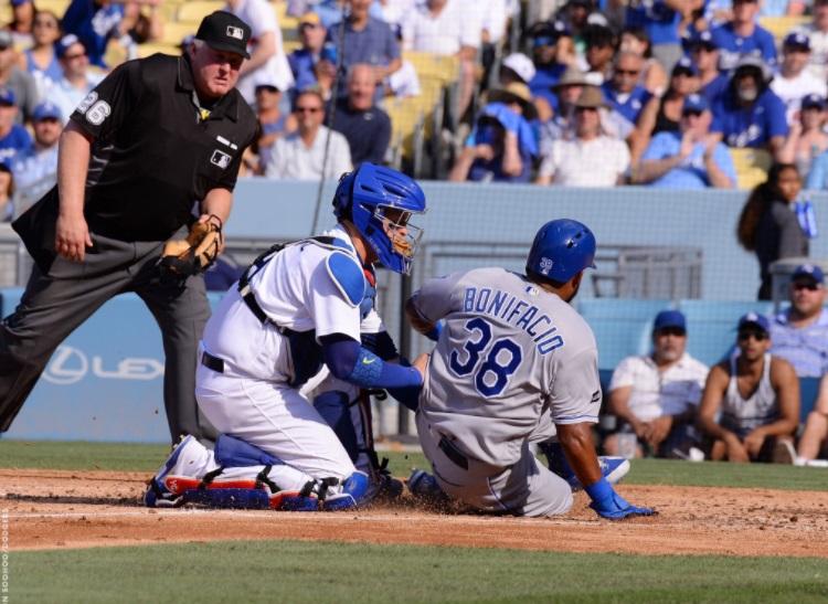 Dodgers vencem Royals e chegam a 60 triunfos em 2017