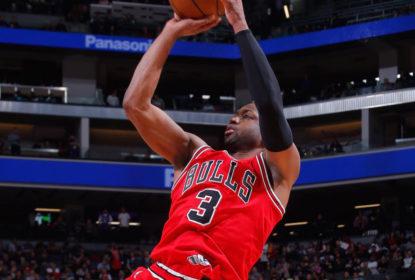 Dwyane Wade rescinde contrato com o Chicago Bulls - The Playoffs