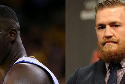 Draymond Green troca farpas com Conor McGregor - The Playoffs