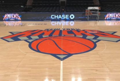 Knicks se posicionam apenas internamente sobre questão racial nos EUA - The Playoffs