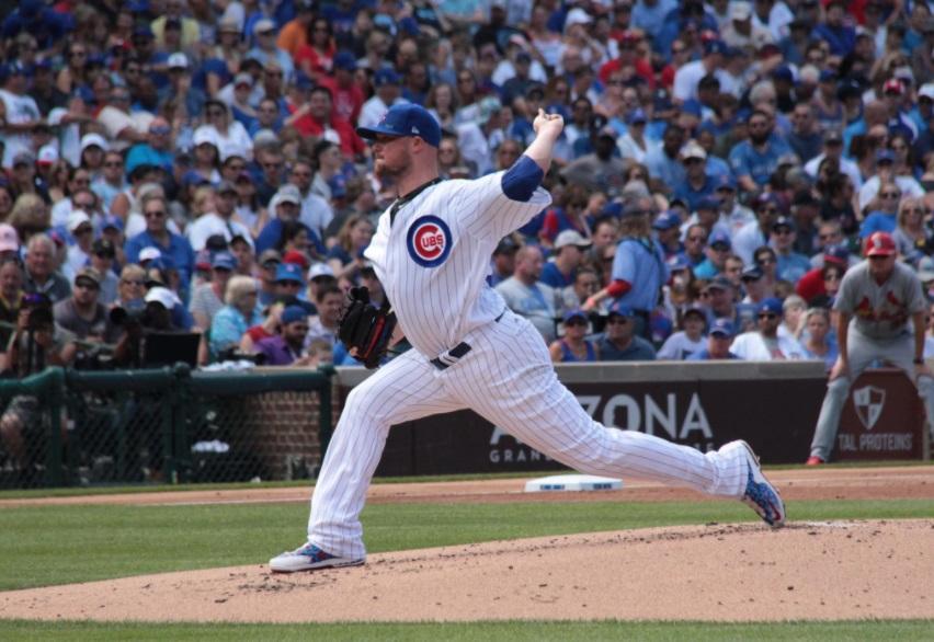 Com atuação magistral de Jon Lester, Cubs vencem Cardinals