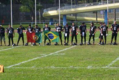 Estreando novo uniforme, Patriotas vencem Flamengo em clássico no Rio - The Playoffs
