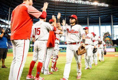 Philadelphia Phillies confirma quatro novos casos positivos de COVID-19 - The Playoffs