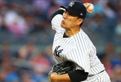 Masahiro Tanaka domina e Yankees lideram a divisão após vencer os Rays - The Playoffs